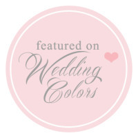 Featured on Wedding Colors