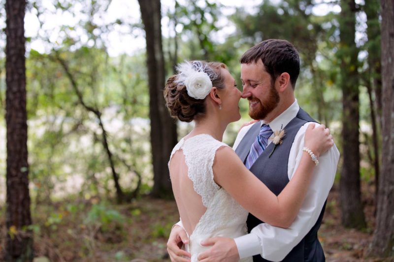 Chapel Hill Wedding Planner bride and groom photo