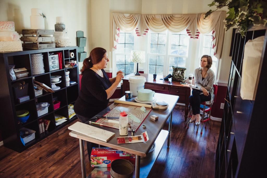 Love Cake Studio Interview
