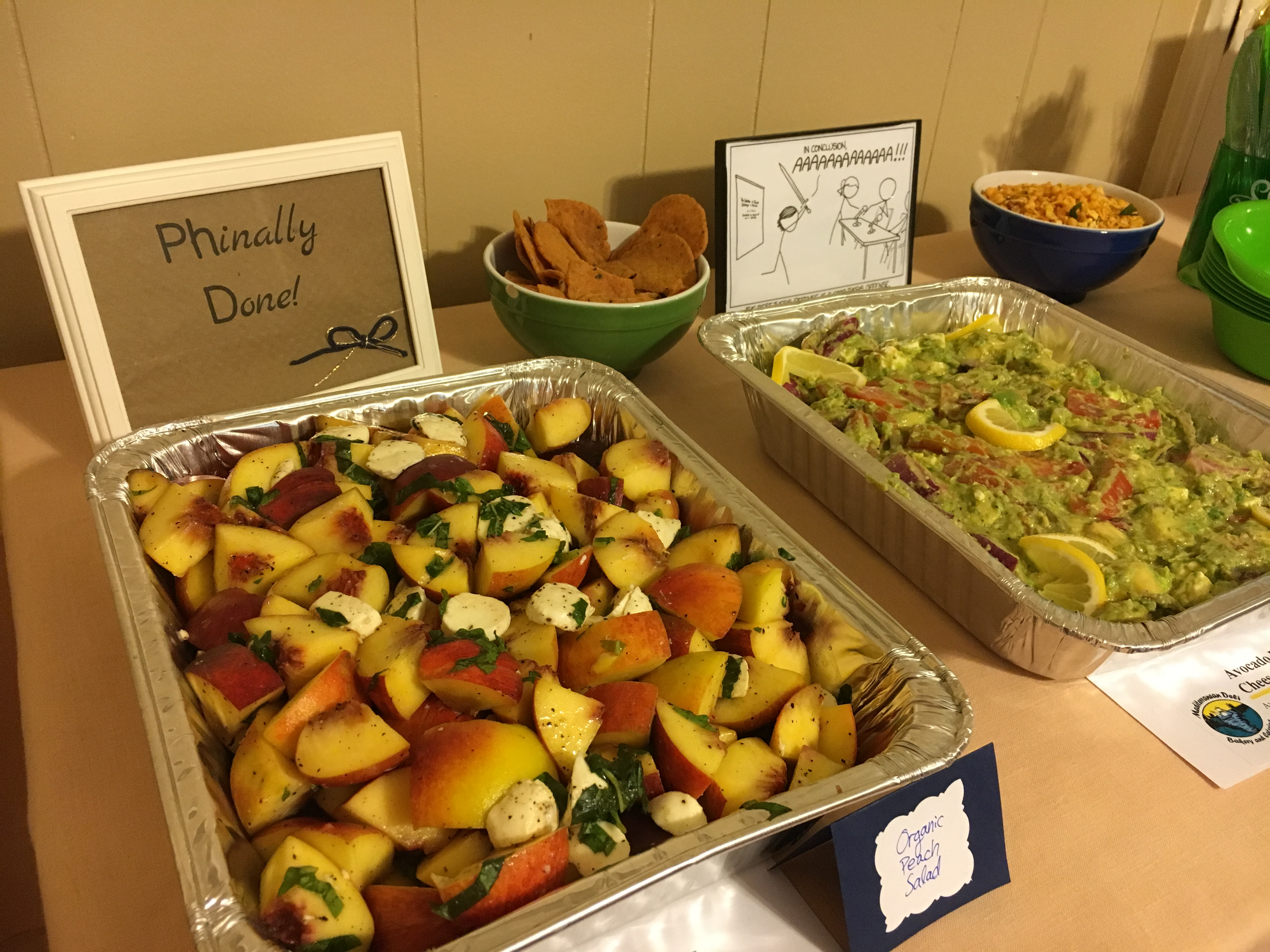 appetizer ideas for dissertation defense - Home Cooking - Appetizer - Chowhound