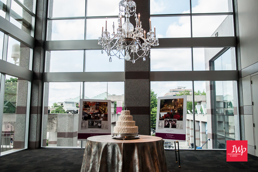 NC Museum wedding