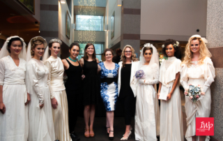 Raleigh Wedding Planner Bridal Fashion Show
