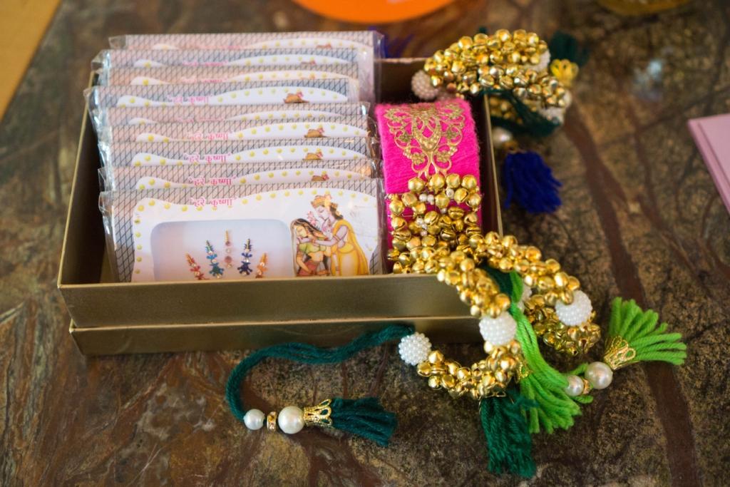 bindis and bangles