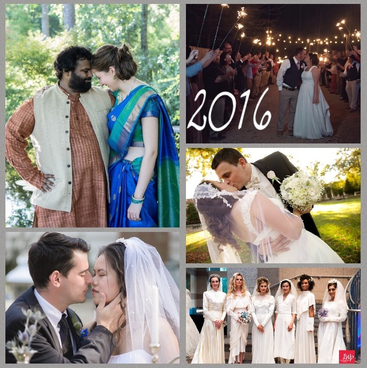 North Carolina 2016 Weddings