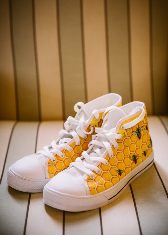 Honeybee Wedding Shoes