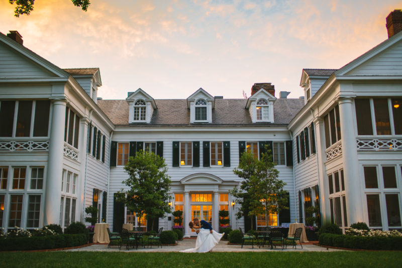 The Duke Mansion Wedding Venue