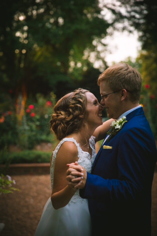 Charlotte Wedding Photos