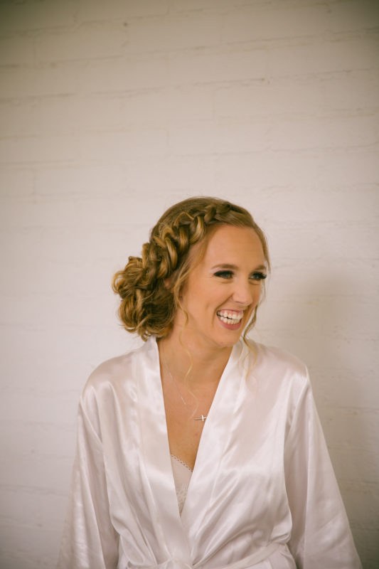 Charlotte Wedding Hair