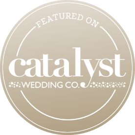 Durham Wedding Planner featured on Catalyst Wedding Co