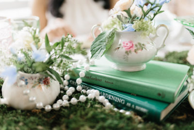 Tea Party Cary NC wedding planner