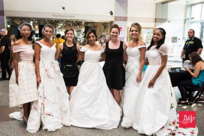 Bride at the Museum 2018 Wedding Gown Models