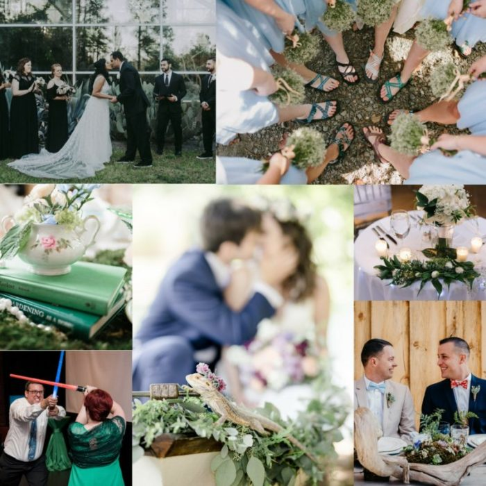 NC Wedding Planner Highlights