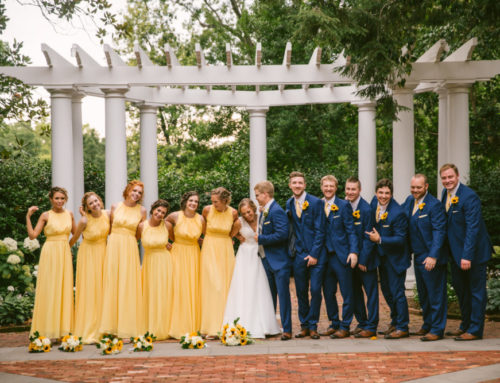 Honeybee Wedding in Charlotte, NC
