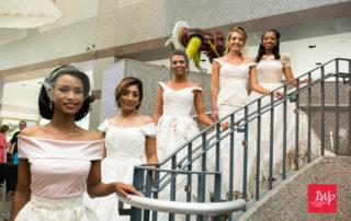 Bride at the Museum Wedding Showcase