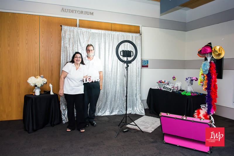 NC Wedding Photobooth- Bride at the Museum