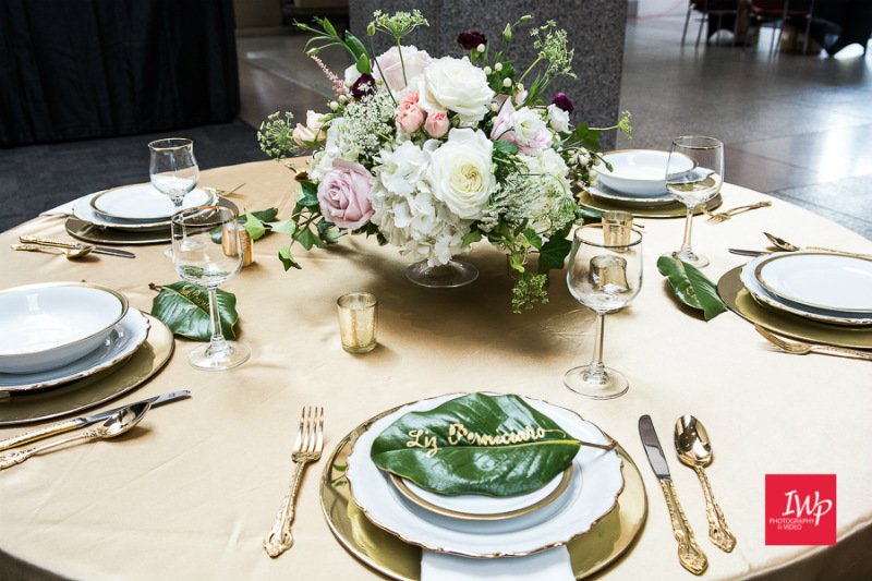 NC Wedding Inspiration- Bride at the Museum