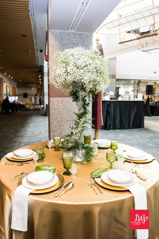 Emily Katherine Events- Museum Wedding Inspiration