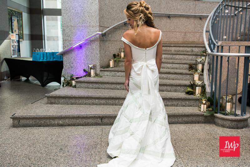 Bridal Open House- Southern Wedding Dress