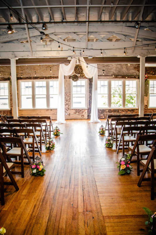 Industrial Wedding Planner