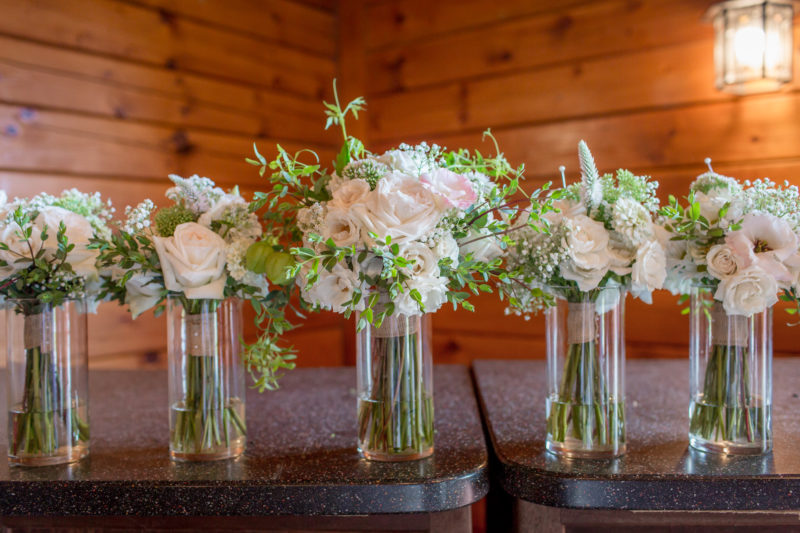 Summer Wedding Flowers- Chapel Hill NC