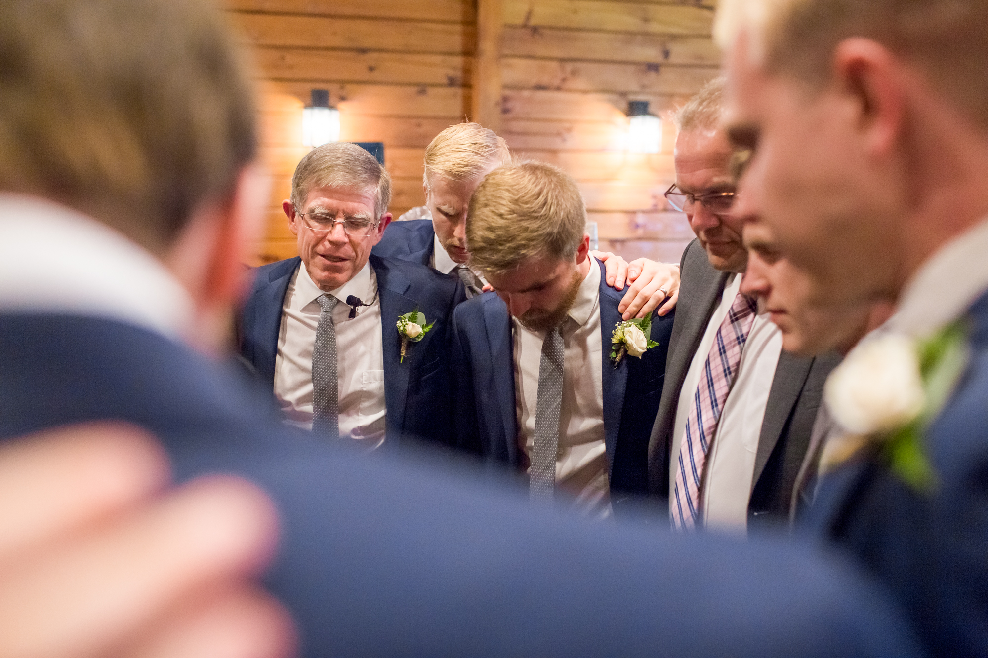 Wedding Prayer- Groomsmen